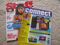 2 reviste Gadgeturi + telecomunicatii