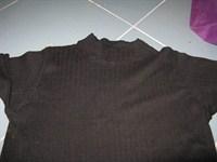 Bluza neagra maneca lunga (Id = 1417)