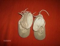 Papuci bej bebe 0-6 m