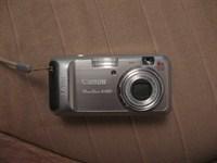 Ofer aparat fot digital Canon A460 - defect