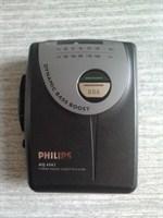Radio-casetofon portabil - Walkman Philips Model AQ6562