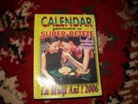 calendar gastronomic cu super-retete