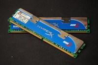 2 x 512Mb  DDR2 RAM
