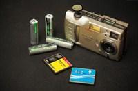 Camera foto Minolta DiMAGE E201