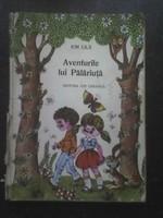 Aventurile lui Palariuta - carte povesti - Ion Lila