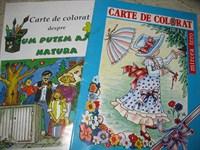 Carti de colorat