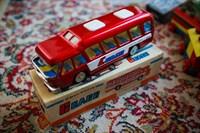 Autobuz si Masinuta de Pompieri