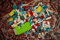 Lego si masinute