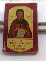 Viata si Acatistul Sf. Antonie cel Mare