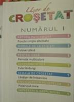 "Revista ""Usor de crosetat"" nr.1"