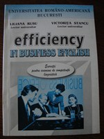 Efficiency in Business English