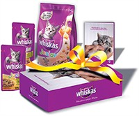 Pachet  Whiskas Junior 500g