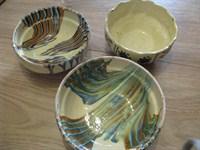 Trei vase de lut (Id = 1735)