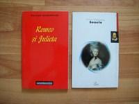 Romeo si Julieta + Sonete - Shakespeare