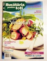 Revista Bucataria pentru toti