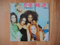 Single Spice Girls - 2 Become 1 (original)