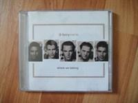 Album Boyzone - Where We Belong