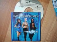 Album Mr President - Space Gate