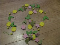 Decor flori artificiale (Id = 2009)