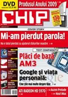 Revista Chip nr 12/2011.