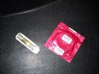 Mostra EDP Incandessence Avon+1prezervativ Love Plus