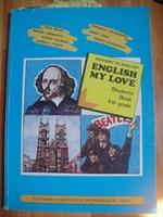English My Love - Manual clasa a IX-a