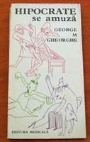Hipocrate se amuza - George M Gheorghe