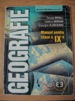 Manual geografie clasa a IX-a