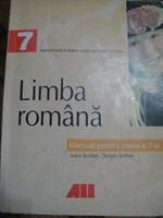 Limba Romana - manual clasa a VII-a