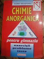 Culegere de chimie anorganica - gimnaziu