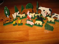 jucarioare din lemn