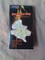 Harta de buzunar - Bucuresti