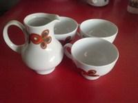 serviciu cafea 3 cesti