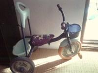 tricicleta defecta