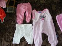 hainute bebe fetita 0-3 luni