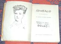 Poezii de Rimbaud