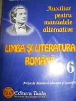 Auxiliar manual limba romana - cls. a VI a