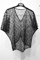 Bluza Dantela Neagra