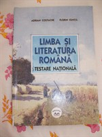 Limba si literatura romana, testare nationala