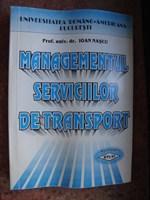 Managementul serviciilor de transport