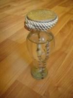 Coral in sticla