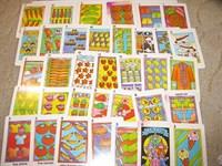 Carti de joc  - invata sa numeri