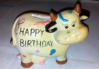Pusculita vacuta Happy Birthday :)