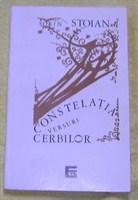 """carte""""Constelatia versurilor"""" de Sorin Stoian"""