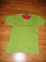Tricou verde, marimea S