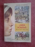 Manual lb. romana, cls. VI
