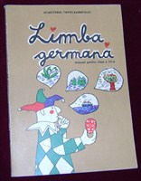 Manual Limba germana, cls. a III-a