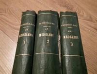 """""""La Medeleni""""(3 vol.)-Ionel Teodoreanu"""