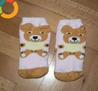 Ciorapei cu ursulet grosuti