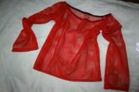 bluză-plasă